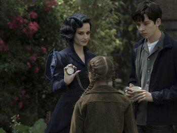Deze aanpassingen deed Tim Burton aan het script van 'Miss Peregrine's Home for Peculiar Children'