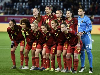 Etats-Unis - Belgique (8 avril 2019)