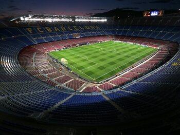Un Camp Nou en plein développement