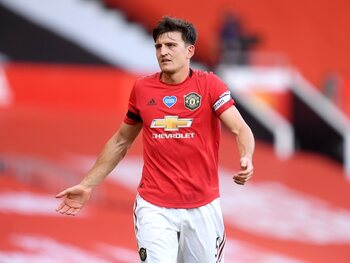Défense : Harry Maguire