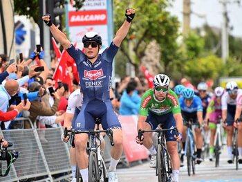 Philipsen boekt tweede ritzege op rij in Ronde van Turkije