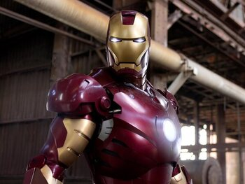 Vendredi: Iron Man