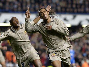 One day, one goal: la classe de Ronaldinho contre Chelsea