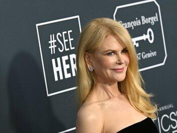 Nicole Kidman: le parachutisme
