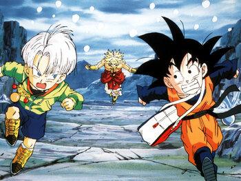 3. Dragon Ball