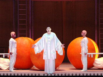 Prokofiev - L'Amour des trois oranges
