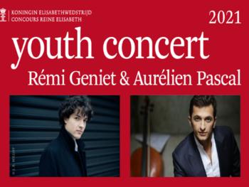 Le concert des jeunes du concours Reine Elisabeth