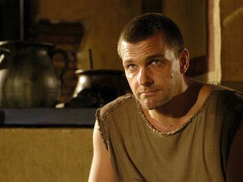 Titus Pullo (Ray Stevenson)