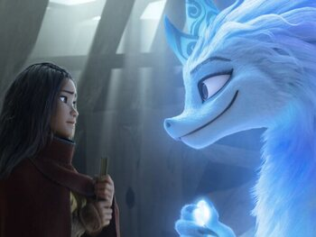 Ne manquez pas la sortie de 'Raya et le Dernier Dragon' sur Disney +