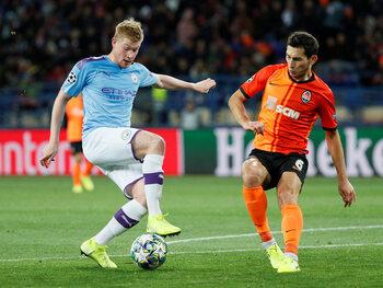 Shakhtar Donetsk – Manchester City (18 september 2019)