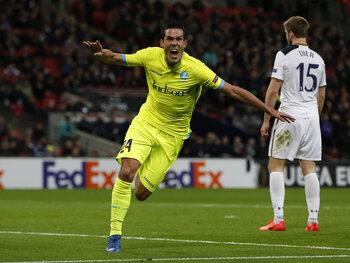 One day, one goal: Perbut bezorgt Gent het delirium tegen Tottenham