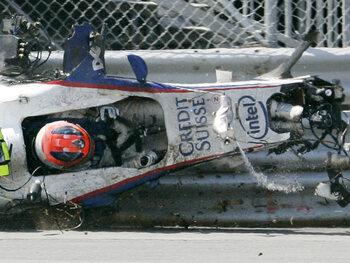 Deux graves accidents ne viennent pas à bout du rêve de Robert Kubica