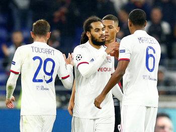 Lyon – Benfica (5 november 2019)