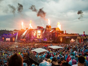 Tomorrowland, Belgique