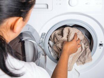 Wassen op 30 graden