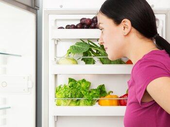 Ontdooi in de koelkast