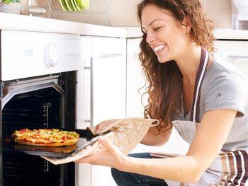 Verwarm je oven niet voor