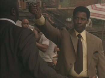 Vendredi: American Gangster (Netflix)