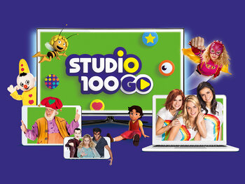 Griezelige make-up? De Studio 100 GO app leert je er alles over!