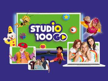 Un maquillage effrayant? L'app Studio 100 Go vous apprend tout à ce sujet!