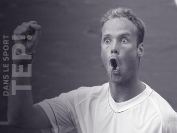 Martin Verkerk s'offre Carlos Moya et crée la sensation à Roland-Garros