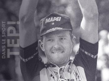 En 1996, Johan Museeuw et Mapei-GB écrivent l'histoire à Paris-Roubaix