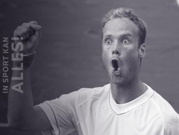 De sensationele stunt van Martin Verkerk op Roland Garros