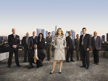 'The Closer : L.A. enquêtes prioritaires' sur TV Breizh