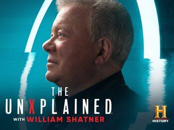 Nieuw op Pickx Live: The UnXplained with William Shatner