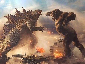 Zaterdag: 'Godzilla vs Kong'