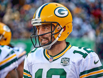 Speler van de week – Aaron Rodgers (Green Bay Packers)
