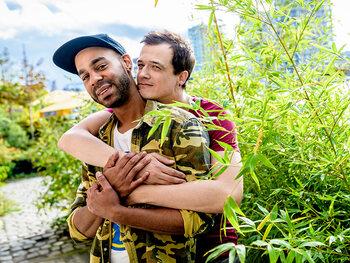 Alex en Elias