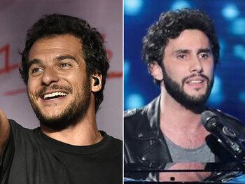 Le cousin d'Amir, Antho, dans The Voice 7