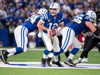 L'équipe de la semaine – Indianapolis Colts