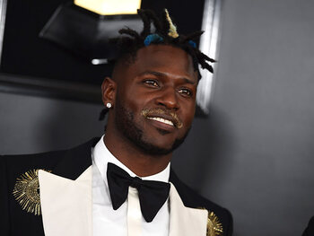 Antonio Brown – Oakland Raiders