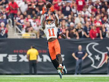 Le mauvais élève de la semaine – Antonio Callaway (Cleveland Browns)