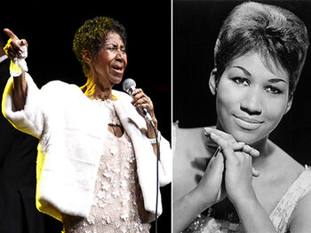 Aretha Franklin: De beste zangeres ooit is niet meer