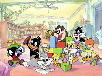Baby Looney Tunes, dimanche 28 avril à 7h sur Boomerang