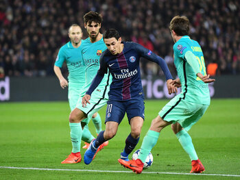 Paris Saint-Germain – FC Barcelona (14 februari 2017)
