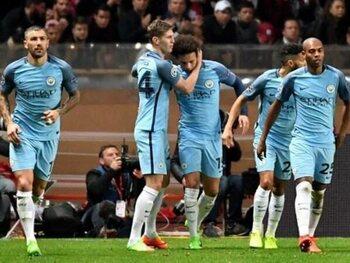Manchester City - Monaco (5-3)