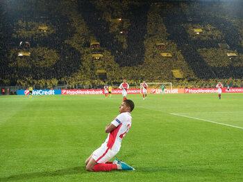 Revelatie tegen Dortmund