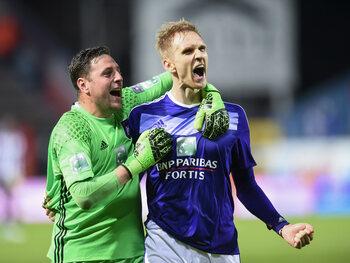 18 mai 2017 : Charleroi - Anderlecht