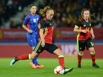 Belgique - Moldavie (19 septembre 2017)