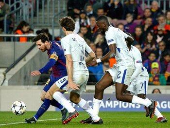 One day, one goal: Lionel Messi scoort razendsnel tegen Chelsea