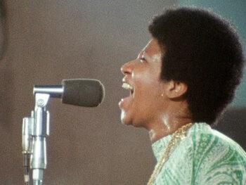'Amazing Grace', le concert mythique d'Aretha Franklin sorti des oubliettes