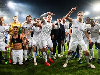 16 mai 2019 : Anderlecht - Racing Genk