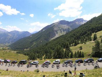 Gap, een geliefd bergstadje in de Tour de France