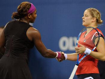 Serena en Venus Williams voor de bijl