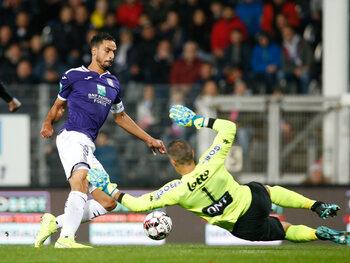 Charleroi - Anderlecht (4 oktober 2019)
