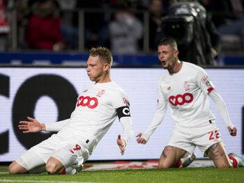 6 oktober 2019: Antwerp - Standard